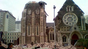 Christchurch Earthquake New Zealand Feb 2011