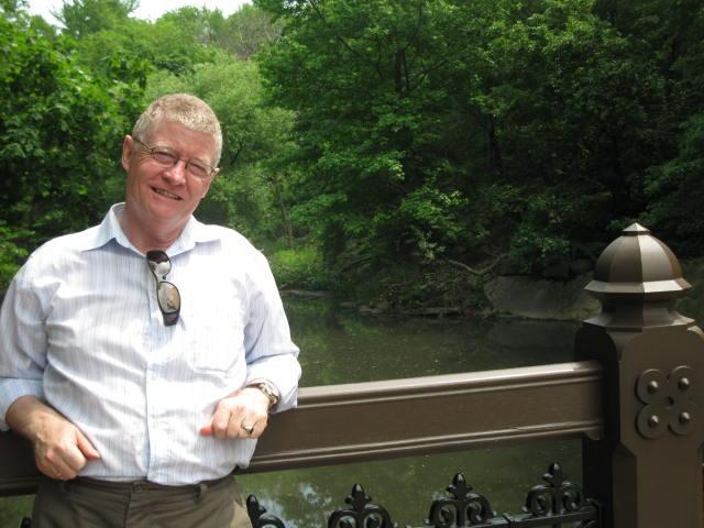 Howard Tong, Rotary's regional public image co-ordinator