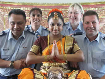 Diwali celebrations in New Zealand
