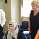 Staff gets cultural training