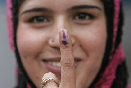NRIs can vote in India