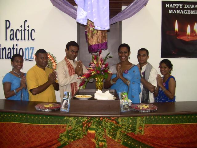 Fiji Diwali festival nadi