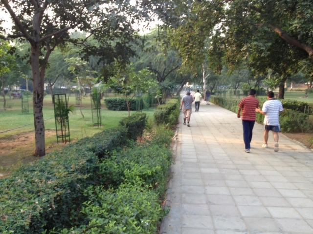 joggers park delhi