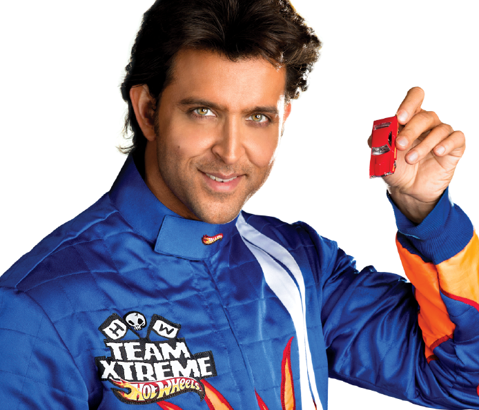 Bollywood actor Hrithik Roshan