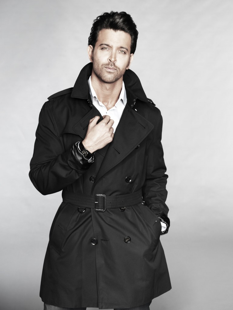 Hrithik Courtesy Rado