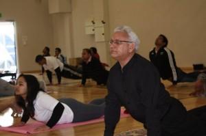 yogathon, dr prasad