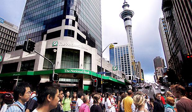 Visa to New Zealand
