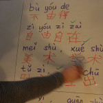 Kiwis wish to learn Chinese, but choose French