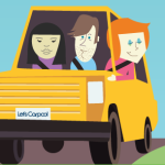 Can you save $2550 by carpooling?