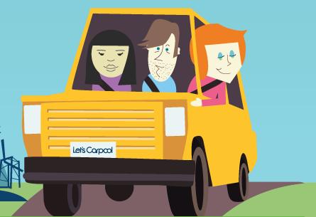 carpooling effect