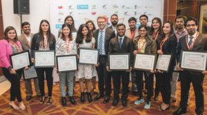 Indian students scholarship in New Zealand