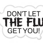 Get the shot before flu symptoms develop