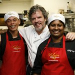 Peter Gordon prepares Malaysian fusion