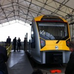 Aucklanders get first peek into new electric trains