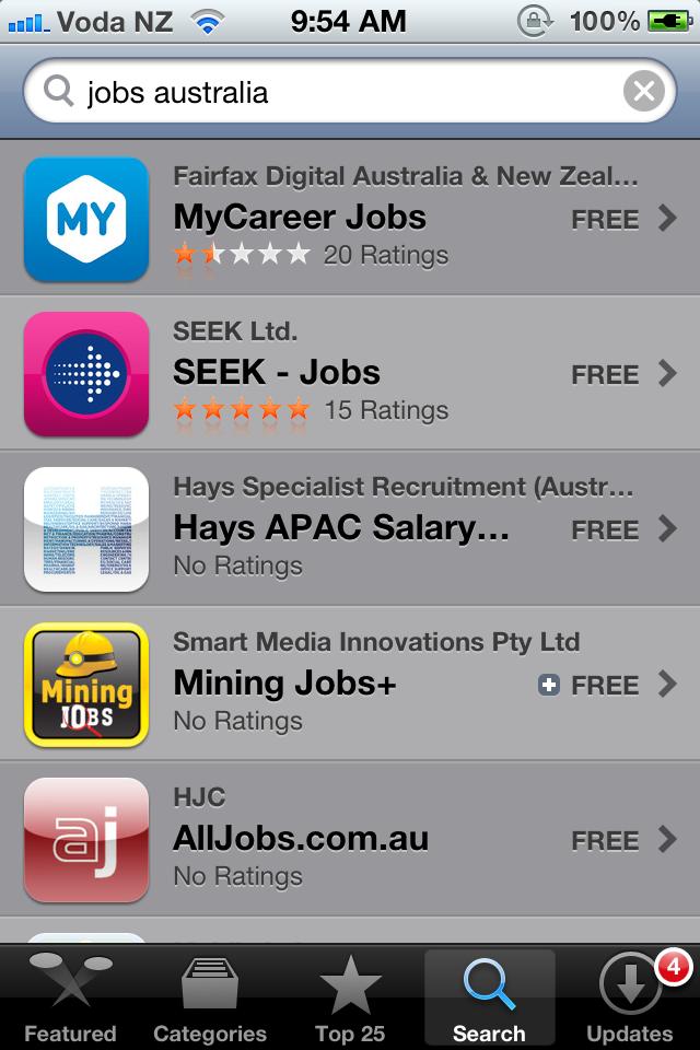 AppsITjobsAustralia