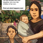 Experience the life of a refugee with iPhone App