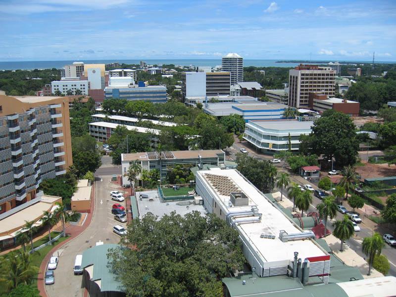 Work in Darwin