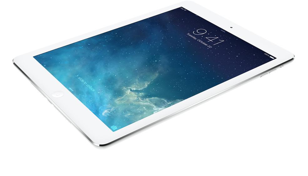 price of new iPad air