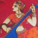 Acrylic art works by a Pune based artist
