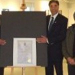 Ghadar centenary proclamation installed at heritage gurdwara